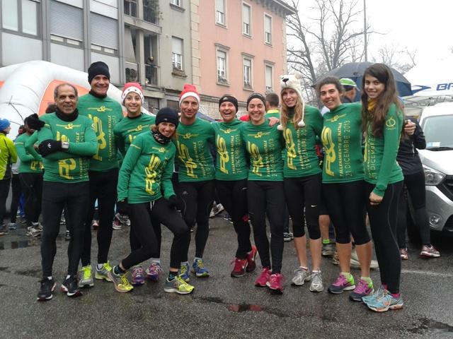 allenamento di Natale 2013