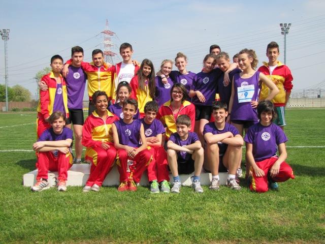 Gruppo atletica PBM