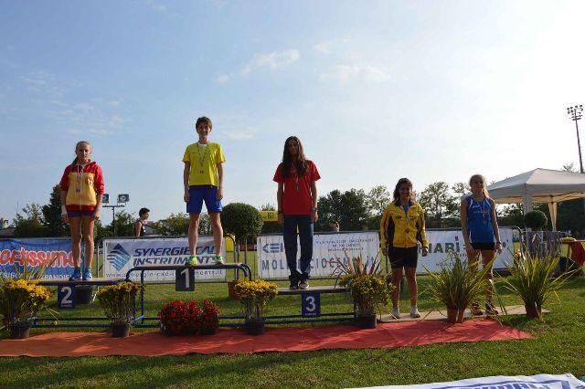 premiazione marcia Crivellaro-Lacatus