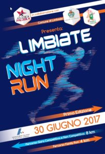 30 Giugno – Limbiate Night Run