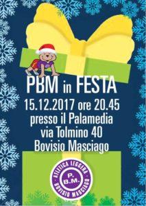 PBM in FESTA 2017