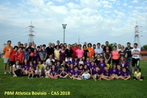 Foto CAS anno 2018